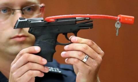 ΗΠΑ: 65 εκατομμύρια δολάρια για το πιστόλι της δολοφονίας που συντάραξε την Αμερική (Vid)