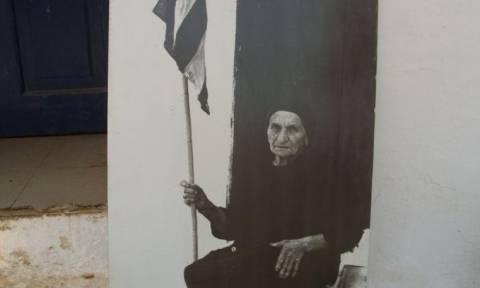 Δεν ξεχνώ! H μάνα του Έθνους που δεν λύγισε ποτέ (pics+vid)
