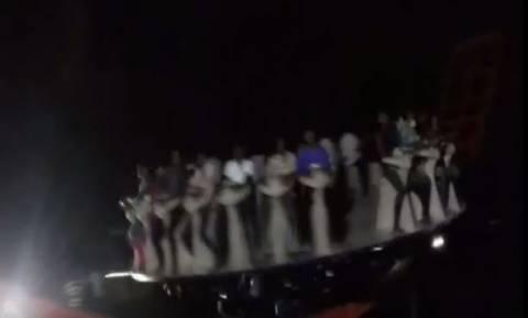 Τραγωδία σε λούνα παρκ στην Ινδία μετά από βλάβη σε παιχνίδι (vid)