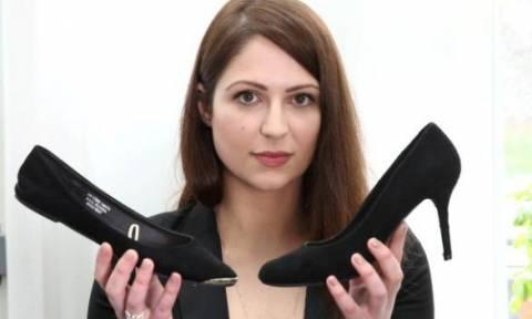 Σάλος στη Βρετανία: Ρεσεψιονίστ απολύθηκε επειδή δεν φορούσε τακούνια!