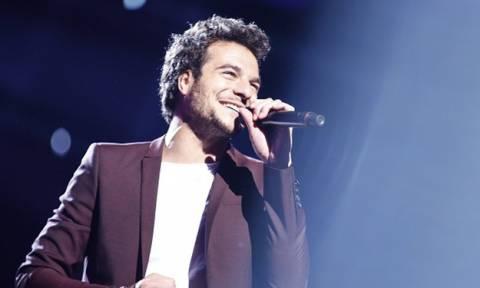 Eurovision 2016 - Γαλλία: O Amir έκλεψε τις εντυπώσεις με το φεγγάρι που προσγειώθηκε στην σκηνή