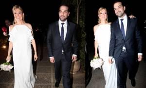 Γαβριήλ Σακκελαρίδης - Ράνια Τζίμα: Το φωτογραφικό άλμπουμ του γάμου τους!