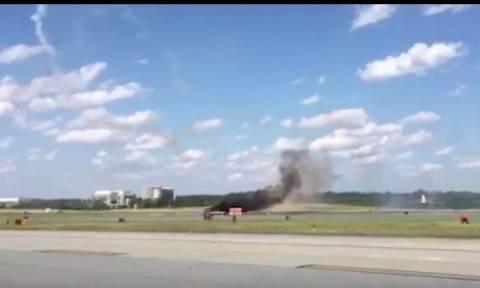 ΗΠΑ: Τραγωδία σε επίδειξη αεροσκαφών στην Ατλάντα! (video)