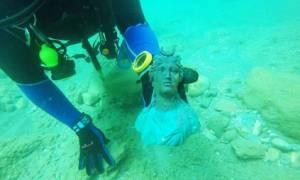 Θησαυρός 1.600 ετών ανακαλύφθηκε στο αρχαίο λιμάνι της Καισάρειας (pics+vid)
