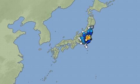 Σεισμική δόνηση ταρακούνησε το Τόκιο