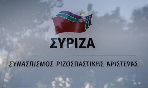 ΣΥΡΙΖΑ: Η ΝΔ προσπαθεί να αμφισβητήσει το ηθικό πλεονέκτημα της Αριστεράς