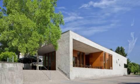 Κατέρρευσε η οροφή του μουσείου Σένγκεν στο Λουξεμβούργο! (pic)