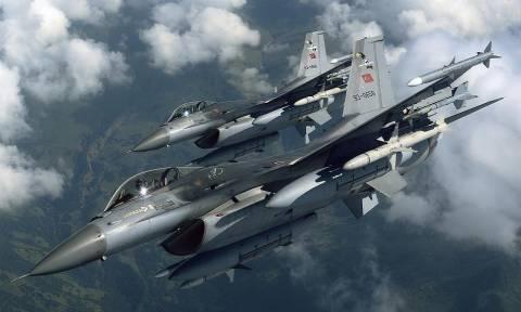 Τον χαβά τους οι Τούρκοι: 42 υπερπτήσεις πάνω από το Αιγαίο μέσα σε λίγες μόλις ώρες