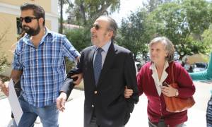 Για «μίζα» 3,2 εκατ. μάρκων συνελήφθησαν ο Ανδρέας Μαρτίνης κι η σύζυγός του
