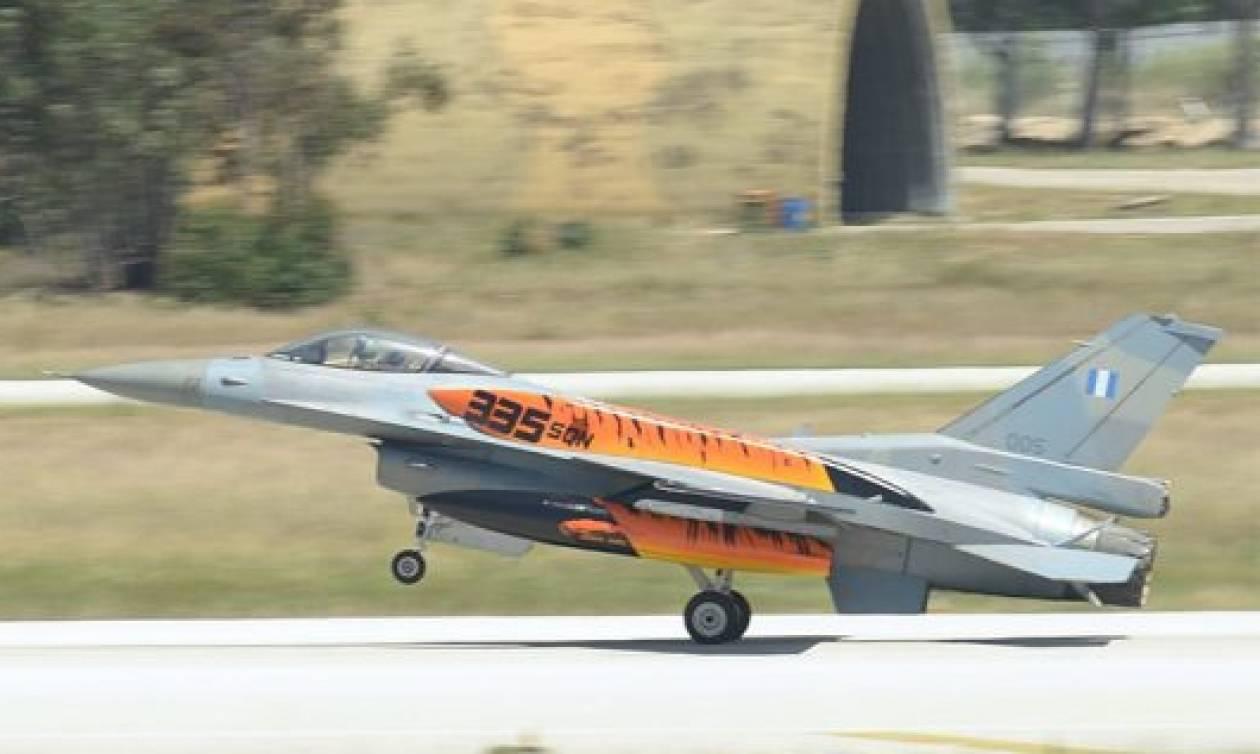 Συμμετοχή της 335 Μοίρας στην άσκηση «NATO Tiger Meet 2016» (pics)