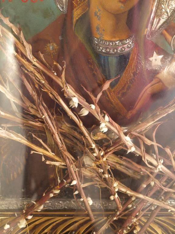 Το θαύμα με τη μοναδική εικόνα της Παναγίας του Χάρου (pics)
