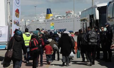 Σε 54.496 ανέρχονται οι πρόσφυγες που έχουν καταγραφεί στην επικράτεια