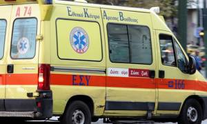 Κρήτη: Δεύτερο εργατικό ατύχημα σε λιγότερο από 24 ώρες - Έπεσε στο κενό από 5 μέτρα ύψος
