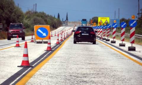 Προσοχή! Κυκλοφοριακές ρυθμίσεις σήμερα (18/5) στην Κορίνθου - Πατρών