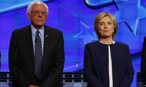 Clinton, Sanders split Democrat nominating contests in Oregon, Kentucky