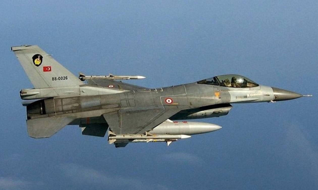Κατάρριψη τουρκικού F16: «Όχι» της Ελλάδας στο προκλητικό αίτημα της Τουρκίας