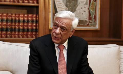 Παυλόπουλος: Η Γενοκτονία των Ελλήνων του Πόντου συνιστά έγκλημα κατά της ανθρωπότητας