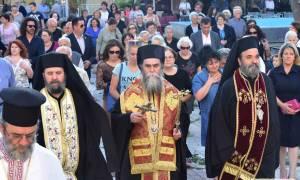 Στο Ναύπλιο μέχρι 24 Μαΐου η εικόνα της Παναγίας της Παντανάσσης