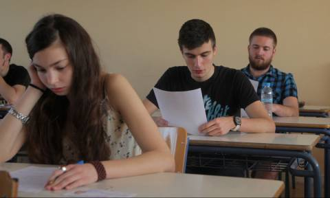 Πανελλήνιες 2016: Τα θέματα και οι απαντήσεις σε Μαθηματικά και Αρχαία
