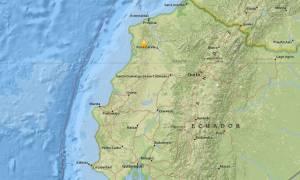 Ισημερινός: Ζημιές και πανικό προκάλεσε ο μεταμεσονύχτιος σεισμός (video)