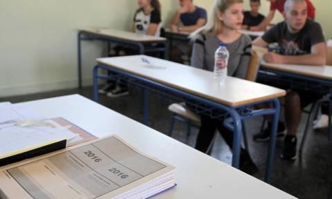 Πανελλαδικές 2016: Δεύτερη μέρα εξετάσεων για τα ΕΠΑΛ και συνέχεια με τα Μαθηματικά Ι