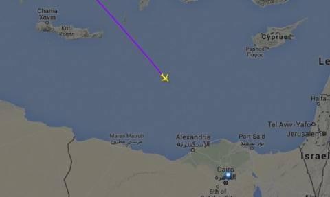 EgyptAir: Το αεροσκάφος είχε εκπέμψει σήμα κινδύνου