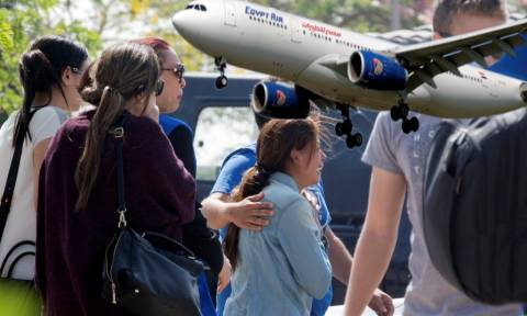 Egyptair - Live: Βρέθηκαν συντρίμμια του αεροπλάνου Νοτιοδυτικά της Κρήτης