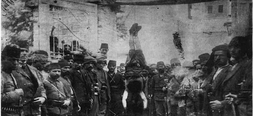 Η Γενοκτονία των Ποντίων: Σαν σήμερα ο Μουσταφά Κεμάλ ξεκίνησε τις σφαγές στη Σαμψούντα(vid)