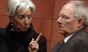 «Σηκώνει το γάντι» το ΔΝΤ – Αιχμηρή απάντηση στον Σόιμπλε για το ελληνικό χρέος