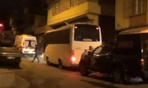 Τουρκία: Τζιχαντιστής ανατινάχθηκε σε επιχείρηση της αστυνομίας