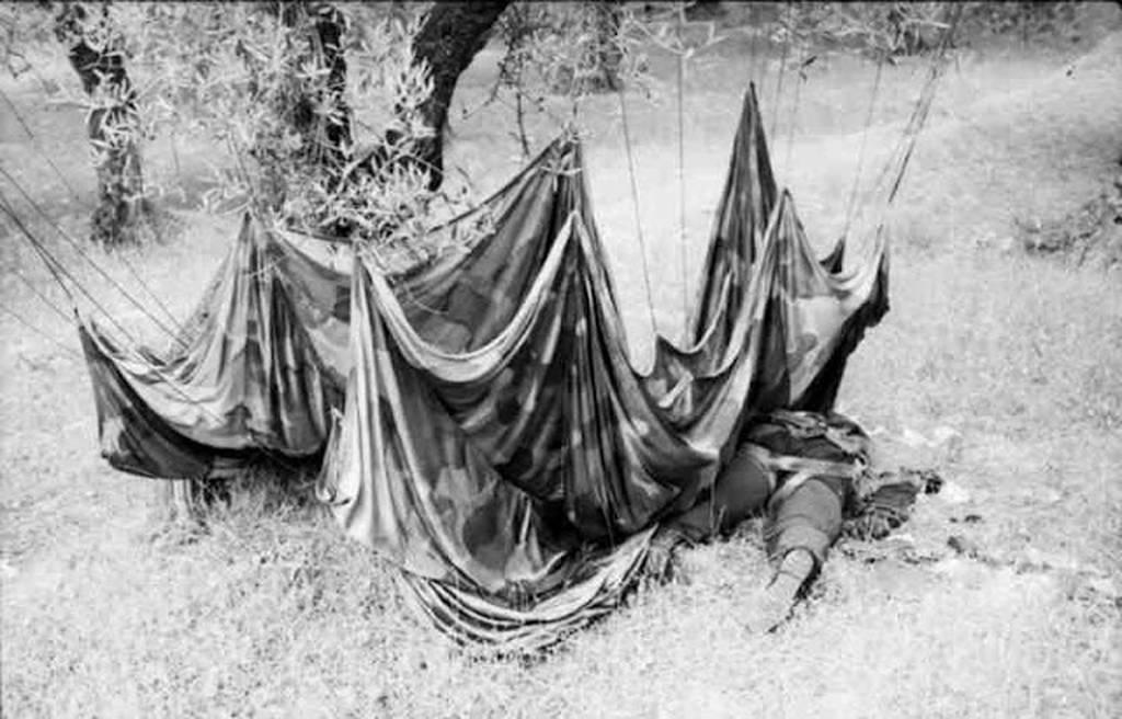 Η Μάχη της Κρήτης: Μια σπάνια μαρτυρία ενός Γερμανού Αξιωματικού των Αλεξιπτωτιστών