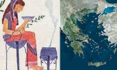 Τι είχε πει η Πυθία για το μέλλον της Ελλάδας;