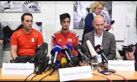 Ο αδελφός του τρομοκράτη των Βρυξελλών πρωταθλητής Ευρώπης στο Ταε Κβο Ντο (pic)