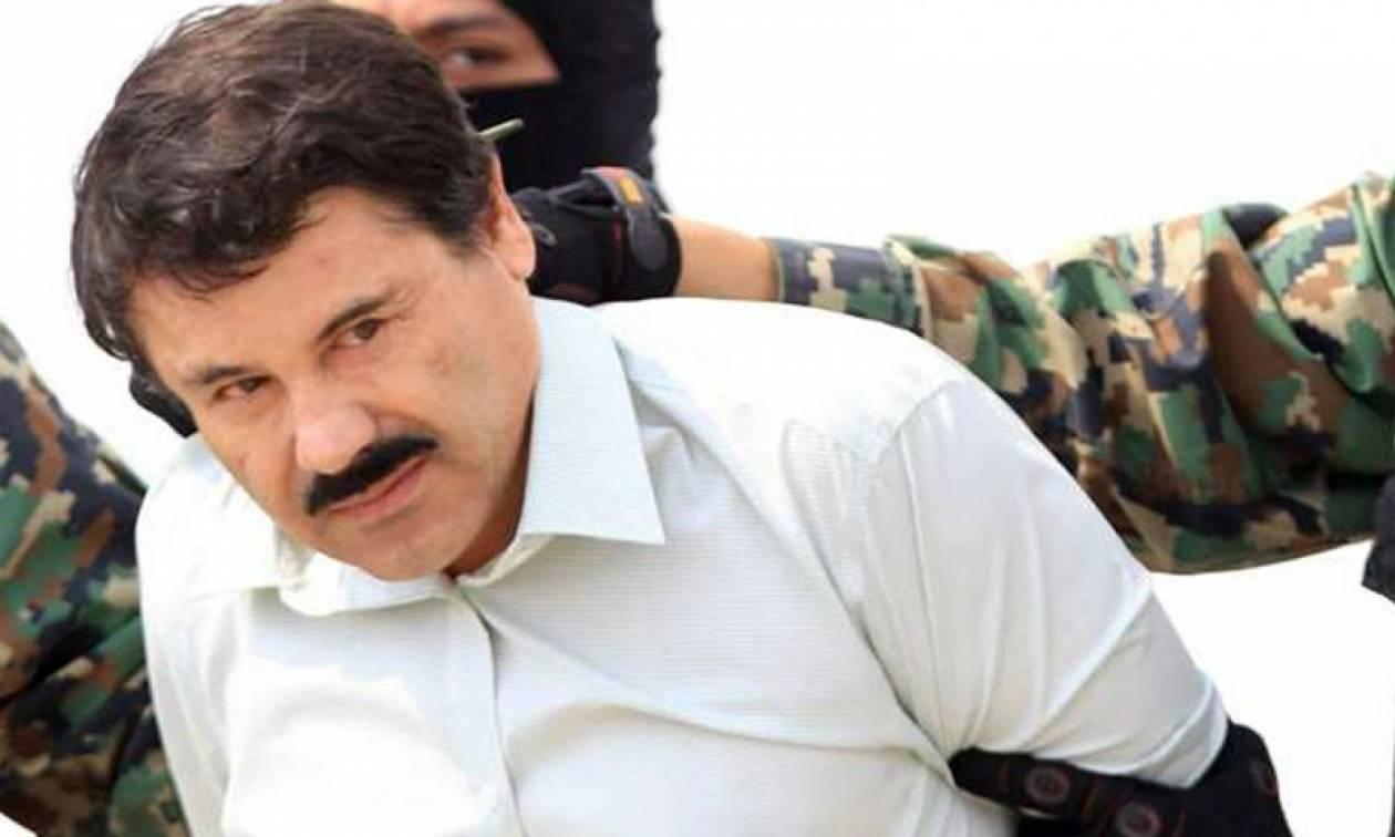 Μεξικό: Εγκρίθηκε η έκδοση του Ελ Τσάπο στις ΗΠΑ