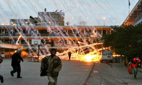 Καταγγελία: Τα σχολεία του ΟΗΕ στην Μέση Ανατολή αποτελούν βασικό στόχο επιθέσεων (Vid)