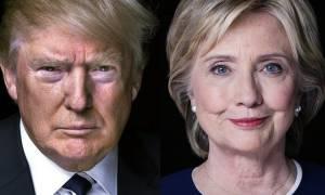 Δημοσκόπηση: Ο ρατσιστικός λόγος του Τραμπ δίνει την ψήφο των Λατίνων στην Κλίντον (Vid)