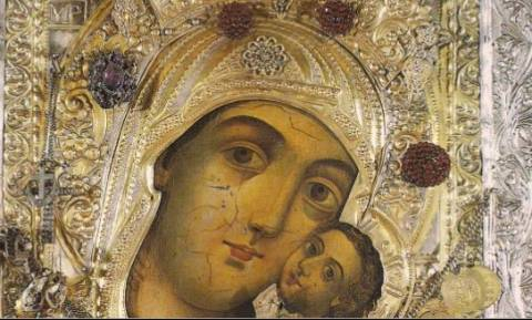 Το θαύμα της Παναγίας της Βηματάρισσας