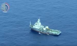 EgyptAir: Βίντεο ντοκουμέντο από τις έρευνες και τα συντρίμμια που βρέθηκαν