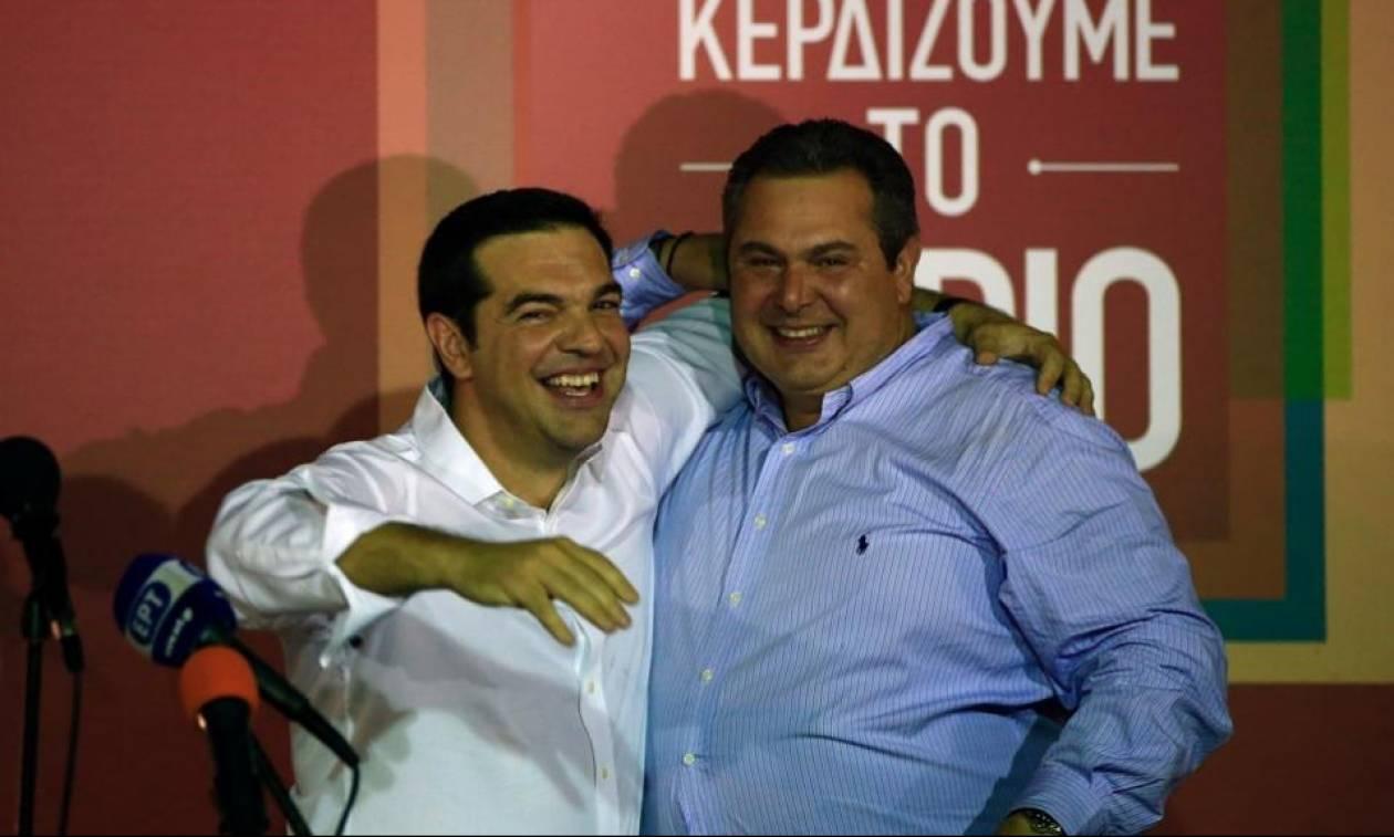 #youLEFTnothing: Γλεντάνε την κυβέρνηση ΣΥΡΙΖΑ-ΑΝΕΛ στο twitter ...
