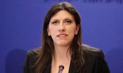 Ζωή Κωνσταντοπούλου: Εφιάλτης τα νέα μέτρα