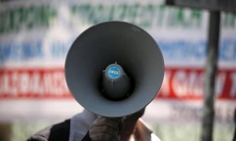 Συγκεντρώσεις διαμαρτυρίας στο Σύνταγμα λόγω ψήφισης του πολυνομοσχεδίου