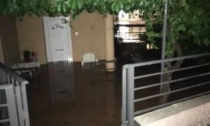 Νύχτα τρόμου στα Φάρσαλα: Αγνοείται βοσκός - Κινδύνευσαν πολίτες από την κακοκαιρία (pics)