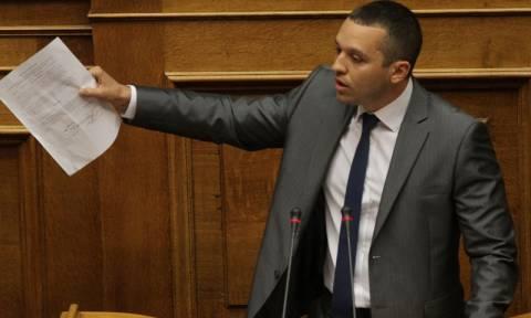 Αποκάλυψη «βόμβα» Κασιδιάρη: Ποινική ασυλία στους τραπεζίτες από το κόμμα των ΑΝΕΛ (video)