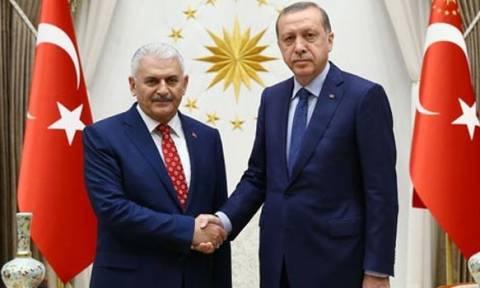 Τουρκία: Εντολή σχηματισμού κυβέρνησης σε Γιλντιρίμ
