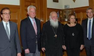 Συνεργασία Αρχιεπισκοπής με τον ΟΠΕΜΕΔ
