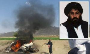 Ο Μπαράκ Ομπάμα επιβεβαιώνει τον θάνατο του ηγέτη των Ταλιμπάν (Vid)