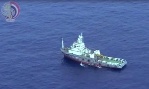 EgyptAir: Ρομποτικό υποβρύχιο αναζητά το «μαύρο κουτί» σε βάθος τριών χιλιομέτρων (Vids)