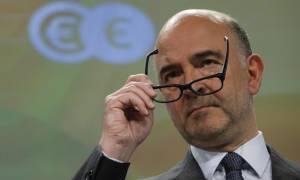 Μοσκοβισί: Η Ελλάδα έκανε βήμα - κλειδί για τη συμφωνία