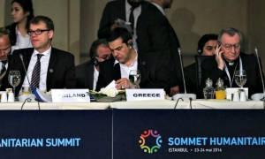 Τσίπρας στο twitter: Η Ελλάδα αντιμετωπίζει δύο κρίσεις ταυτόχρονα
