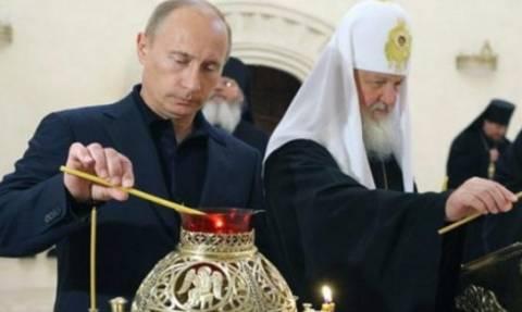 Με ταχύπλοο θα φθάσει ο Πούτιν στο Άγιο Όρος